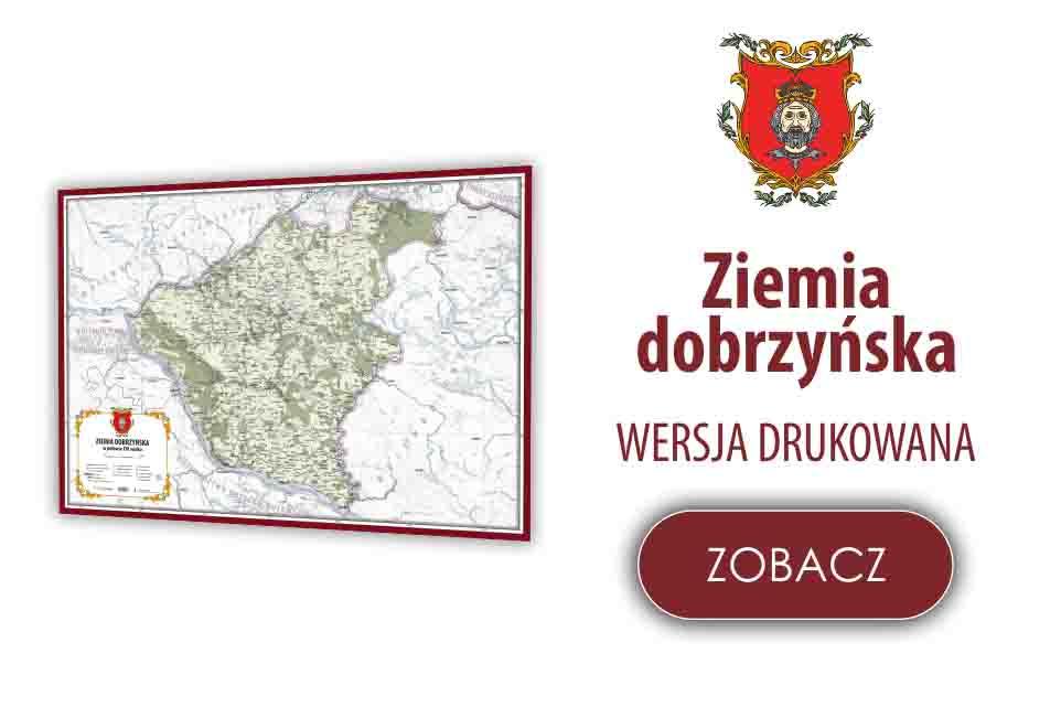Ziemia dobrzyńska w poł. XVI w.